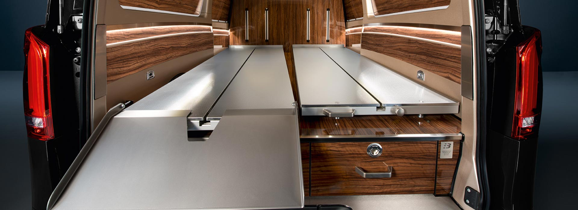 BINZ Fahrzeuge rear deck