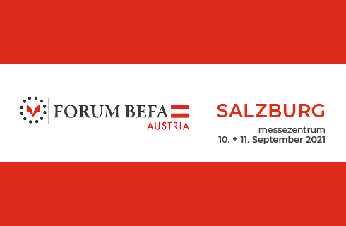 BINZ International Forum BEFA Ausstellung Österreich Austria